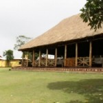 Chimpanzee Guest House close